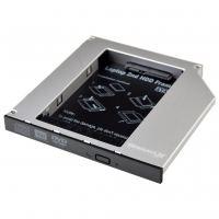 Фрейм-переходник Grand-X HDD 2.5'' to notebook 12.7 mm ODD SATA/mSATA HDC-25 (HDC-25)