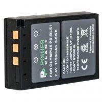 Аккумулятор к фото/видео PowerPlant Olympus PS-BLS1 (DV00DV1193)