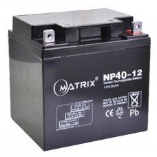 Батарея к ИБП Matrix 12V 40AH (NP40-12)