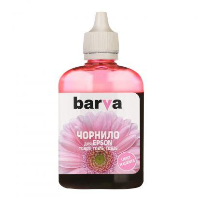 Чернила BARVA EPSON T0816 LIGHT MAGENTA 90г (E081-329)