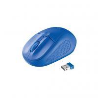 Мышка Trust Primo Wireless Mouse Blue (20786)