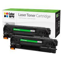 Картридж ColorWay для HP LJ Pro M125nw/M127fn/M127fw (CF283AF DUAL PACK) (CW-H283FM)