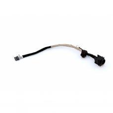 Разъем питания ноутбука с кабелем для Sony PJ166 (6.5mm x 4.4mm + center pin), 4-pin универсальный (A49049)