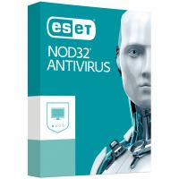 Антивирус ESET NOD32 Antivirus для 5 ПК, лицензия на 1year (16_5_1)