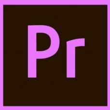 ПО для мультимедиа Adobe Adobe Premiere Pro CC teams Multiple/Multi Lang Lic Subs New (65297627BA01A12)