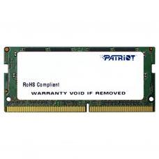 Модуль памяти для ноутбука SoDIMM DDR4 8GB 2666 MHz Patriot (PSD48G266681S)
