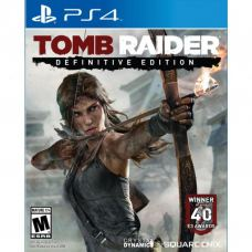 Игра SONY Tomb Raider Definitive [PS4, Russian version] (STOM94RU01)