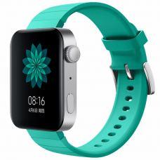 Ремешок для смарт-часов BeCover Silicone для Xiaomi Mi Watch Green (704513)