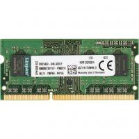 Модуль памяти для ноутбука SoDIMM DDR3 4GB 1333 MHz Kingston (KVR13S9S8/4)