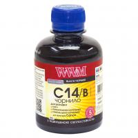 Чернила WWM CANON PGI-450/PGI-470 200г Black (C14/B)