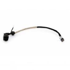 Разъем питания ноутбука с кабелем для Sony PJ170 (6.5mm x 4.4mm + center pin), 4-pin универсальный (A49052)