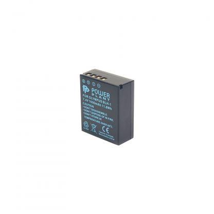 Аккумулятор к фото/видео PowerPlant Olympus BLH-1 1600mAh (CB970148)