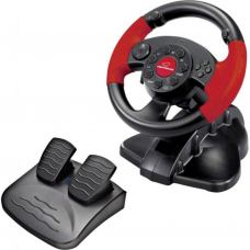 Кермо Esperanza PC/PS1/PS2/PS3 Black-Red (EG103)