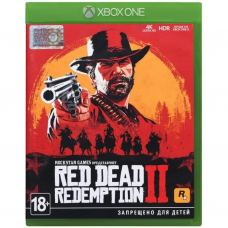 Игра Xbox Red Dead Redemption 2 [Russian subtitles] (5026555359108)