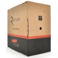 Кабель сетевой Ritar UTP 305м, cat 5e, CU, 4*2*0,50мм, ПВХ, outdoor (КПП-ВП (100) 4*2*0,50 / 17001)