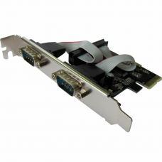 Контроллер PCIе to COM Dynamode (RS232-2port-PCIE-LP)