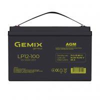 Батарея к ИБП Gemix LP 12В 100 Ач (LP12100)