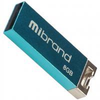 USB флеш накопитель Mibrand 8GB Сhameleon Light Blue USB 2.0 (MI2.0/CH8U6LU)