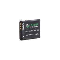Аккумулятор к фото/видео PowerPlant Sanyo DB-L80, D-Li88 (DV00DV1289)