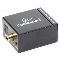 Конвертор Cablexpert Digital to analog audio (DSC-OPT-RCA-001)
