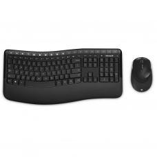 Комплект Microsoft Wireless Comfort Desktop 5050 BlueTrack Ru Ret AES (PP4-00017)