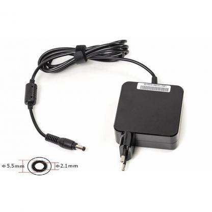 Блок питания к ноутбуку PowerPlant ACER 220V, 19V 65W 3.42A (5.5*2.1) wall mount (WM-AC65F5521)