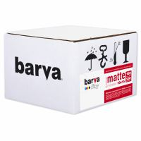 Бумага BARVA 10x15,180 g/m2, matt, 500арк (A180-256)