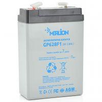 Батарея к ИБП Merlion MERLION AGM GP628F1 6 V-2,8Ah (GP628F1)