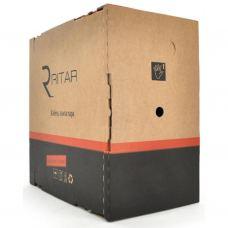 Кабель сетевой Ritar UTP 305м, cat 5e, CU, 4*2*0,51мм, ПВХ, outdoor (КПП-ВП (100) 4*2*0,51 / 10559)
