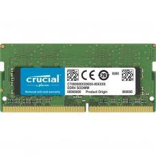 Модуль памяти для ноутбука SoDIMM DDR4 8GB 3200 MHz MICRON (CT8G4SFRA32A)