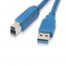 Кабель для принтера USB 3.0 AM/BM 1.8m PATRON (CAB-PN-AMBM-USB3-18)