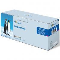 Картридж G&G для HP CLJ1600 Yellow 2K (G&G-Q6002A)