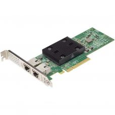 Сетевая карта Dell Broadcom 57416 2x10Gbit Base-T PCIe (540-BBUO)