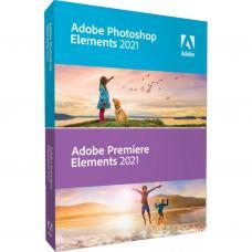 ПО для мультимедиа Adobe PHSP & PREM Elements 2021 Multiple Platforms International E (65313026AD01A00)