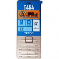 Мобильный телефон Tecno T454 Champagne Gold (4895180745980)