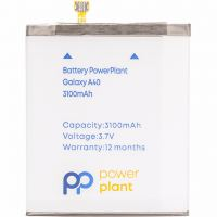 Аккумуляторная батарея для телефона PowerPlant Samsung Galaxy A40 (EB-BA405ABE) 3100mAh (SM170692)