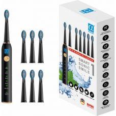 Электрическая зубная щетка AHealth SMART SONIC SMILE 1 black (AHsss1b)