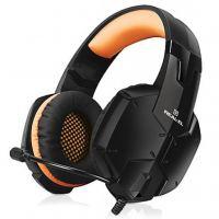 Навушники REAL-EL GDX-7700 SURROUND 7.1 black-orange