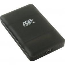 Карман внешний AgeStar 31UBCP3 (black)