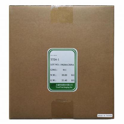 Тонер HP CLJ CP3530/3525 2x10кг BLACK TTI (T724-1-20)