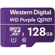 Карта памяти WD 128GB microSDXC class 10 UHS-I (WDD128G1P0C)