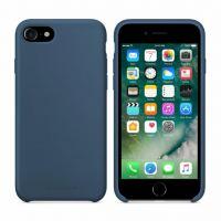 Чехол для моб. телефона MakeFuture Apple iPhone 7/8 Silicone Blue (MCS-AI7/8BL)
