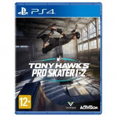 Игра SONY Tony Hawk Pro Skater 1&2 [Blu-Ray диск] English ver. (88473EN)