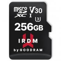Карта памяти Goodram 256GB microSDXC class 10 UHS-I/U3 IRDM (IR-M3AA-2560R12)