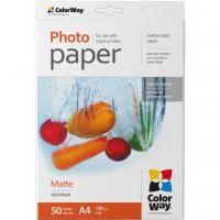 Бумага ColorWay A4 (PM190050A4)