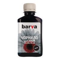 Чернила BARVA CANON PG-445/PG-46 180г BLACK (C445-441)