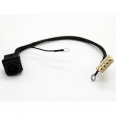 Разъем питания ноутбука с кабелем для Sony PJ545 (6.5mm x 4.4mm + center pin), 4-pin универсальный (A49023)