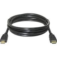 Кабель мультимедийный HDMI to HDMI 5m HDMI-17 v1.4 Defender (87353)