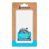 Чехол для моб. телефона MakeFuture Silicone Case Apple iPhone XS Max Black (MCS-AIXSMBK)