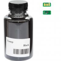 Тонер Kyocera Mita TASKalfa 1800/1801/2200/2201, 210г Black, chip AHK (3203484)